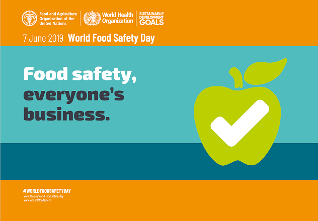 ISDI supports the first World Food Safety Day!
