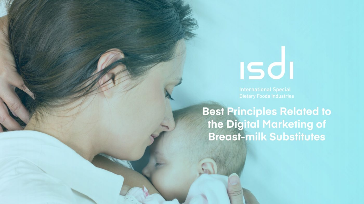 ISDI Best Principles Related to the Digital Marketing of Breast-milk Substitutes