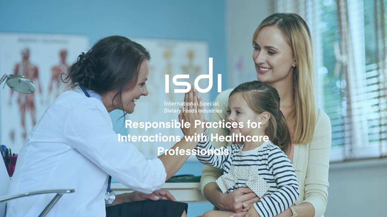 Responsible Practices for Interactions with Healthcare Professionals