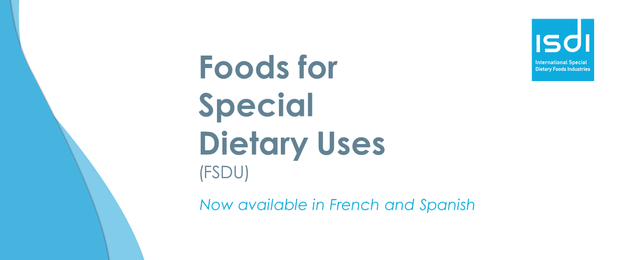 ISDI FSDU brochure now available in French and Spanish