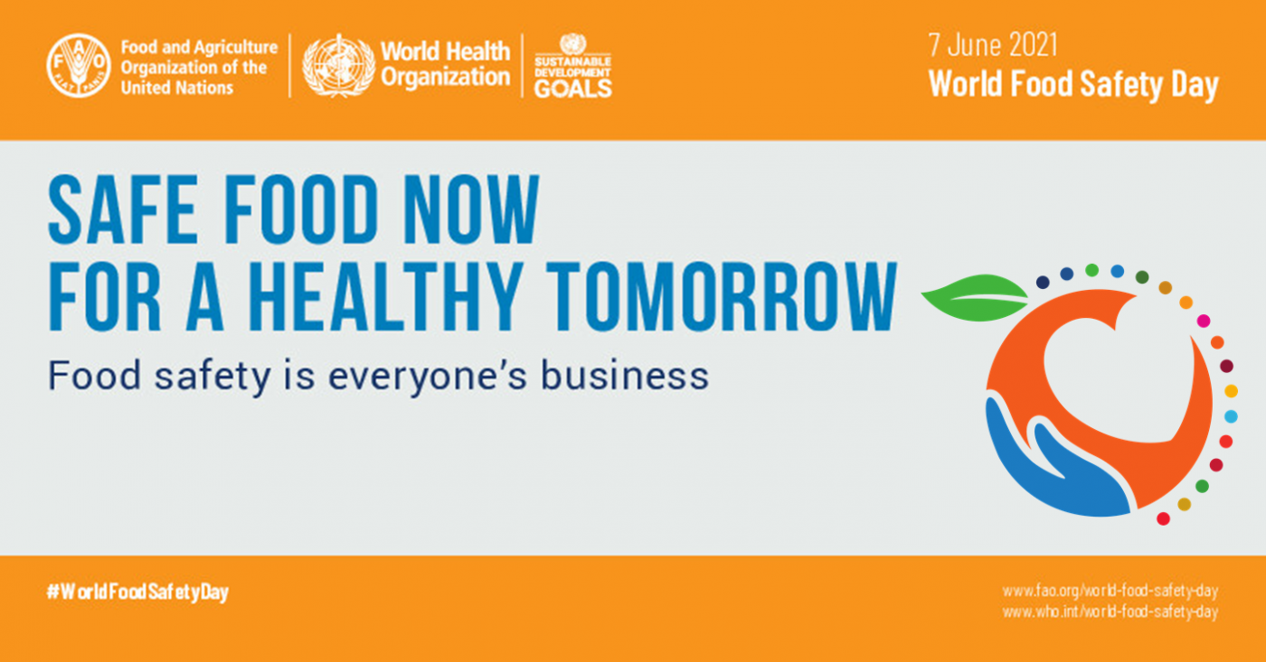 ISDI supports World Food Safety Day and calls on all stakeholders to come together for food safety